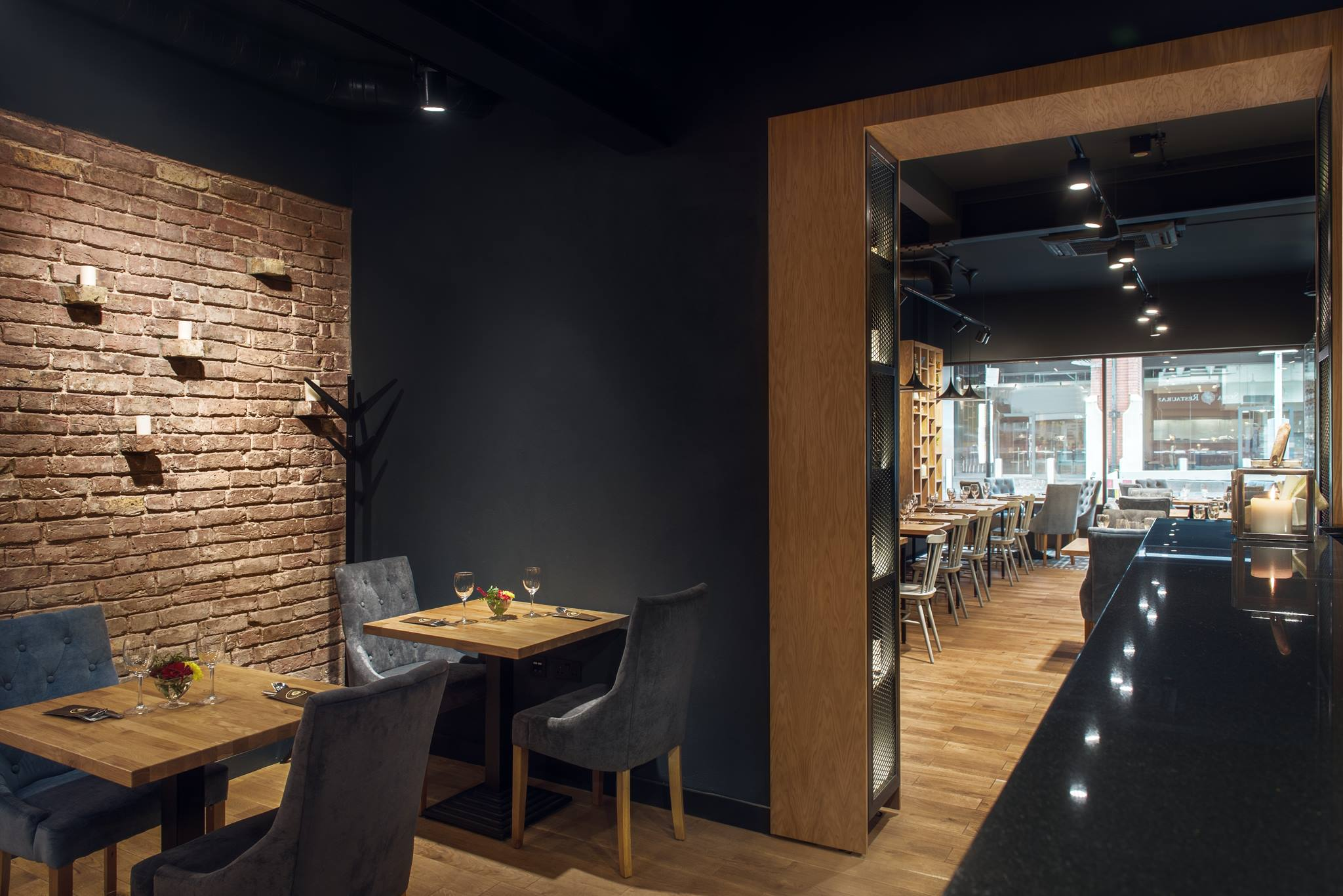 Cukiernia sowa w londynie koncept design for Koncept design